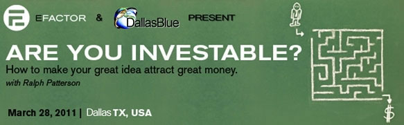 Dallas Investable event banner